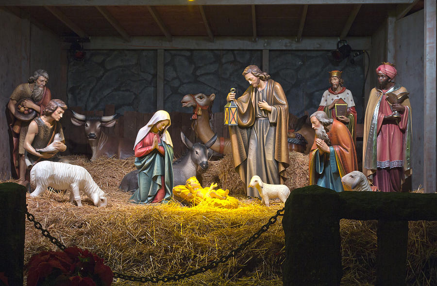 Nativity Scenes | St Francis of Assisi Parkview