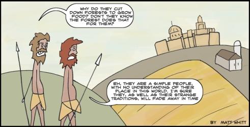 primitive knowledge
