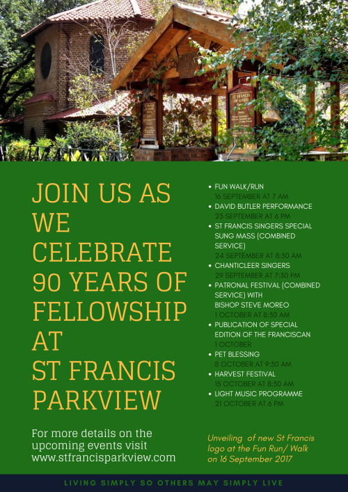 St Francis Events