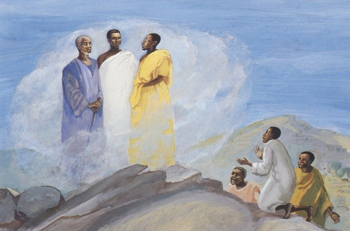 20180211 transfiguration Sunday
