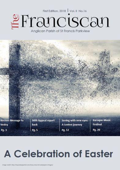 Franciscan Easter 2018